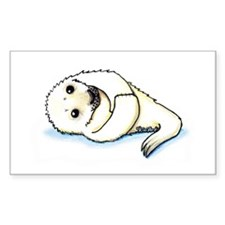 Seal Pup Decal