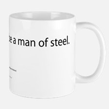 Now anyone can be a man of steel Mug