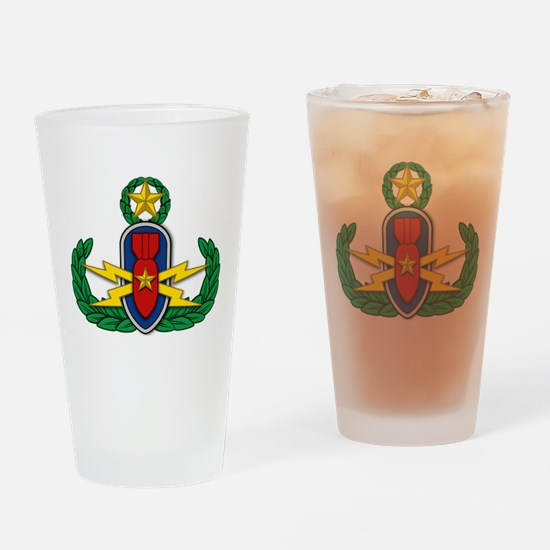 EOD Master in color Drinking Glass