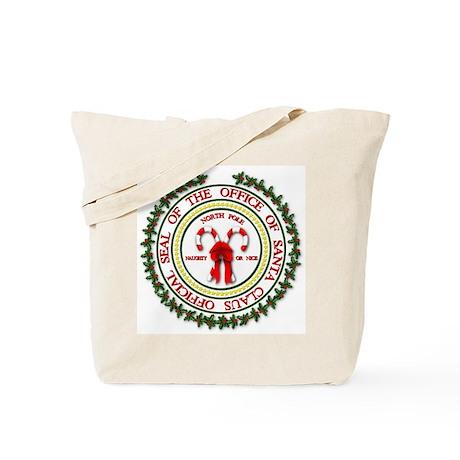 Office of Santa Gifts Tote Bag