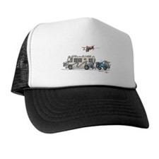 Heading to the Airshow Trucker Hat