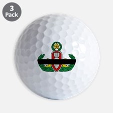EOD Master in color Golf Ball