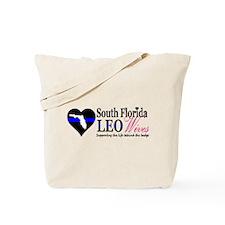 South Florida LEO Wives Logo shirts Tote Bag
