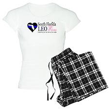 South Florida LEO Wives Logo shirts Pajamas