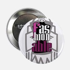 "Fashionable 2.25"" Button"