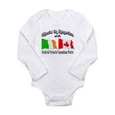 Irish & French-Canadian Parts Body Suit