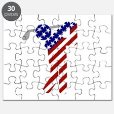 USA Mens Golf Puzzle