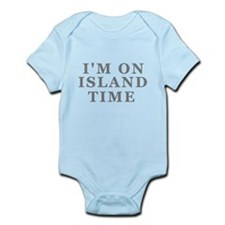 Im On Island Time Body Suit