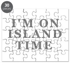 Im On Island Time Puzzle