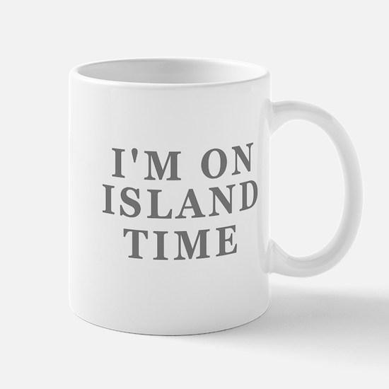 Im On Island Time Mug