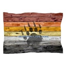 Bear Wood_10 Pillow Case