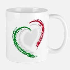 Italian Heart Mug