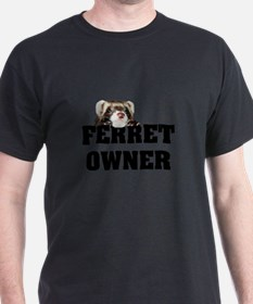 Ferret Owner T-Shirt