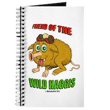 Friend of The Wild Haggis Journal