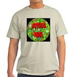 Joyous Noel Ash Grey T-Shirt