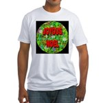 Joyous Noel Fitted T-Shirt
