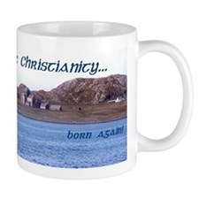 Celtic Christianity...born again! Mug