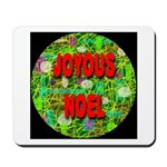 Joyous Noel Mousepad