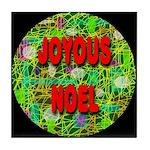 Joyous Noel Tile Coaster