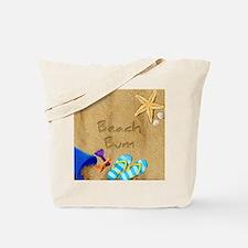 Beach Bum Tote Bag 2-Sided