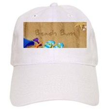 Beach Bum Baseball Cap