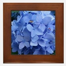 Unique Hydrangea Framed Tile