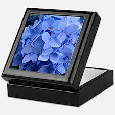 Cute Hydrangea Keepsake Box
