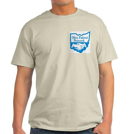 OPN Ash Grey T-Shirt