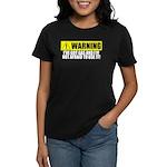 Warning!  I Have Gas Women's Dark T-Shirt