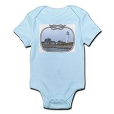 Old Scituate Lighthouse Infant Bodysuit
