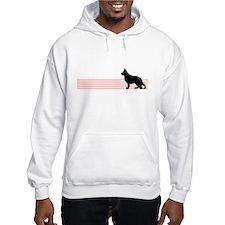 Retro German Shepherd Hoodie