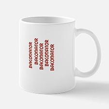 Baconator Baconator Strips Mug