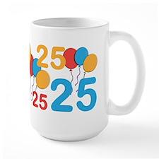 25 Years Old - 25th Birthday Mug