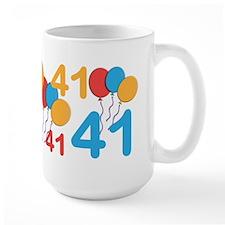 41 Years Old - 41st Birthday Mug