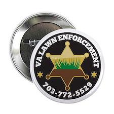 """VA Lawn Enforcement 2.25"""" Button"""
