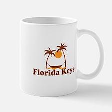 Florida Keys - Palm Trees Design. Mug