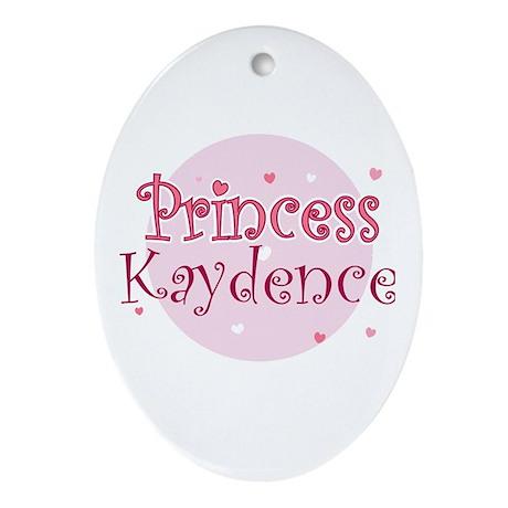 Kaydence Oval Ornament