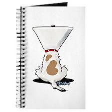Cone Of Shame Dog Journal