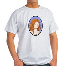 Red Hair Beauty T-Shirt