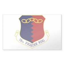 366th FW Decal