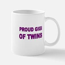 PROUD GIG OF TWINS Mug