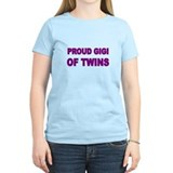 Gigi of twins Women's Light T-Shirt