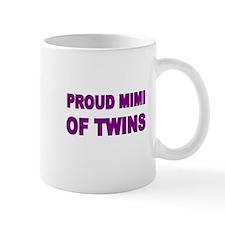 PROUD MIMI OF TWINS Mug