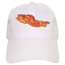 bacon Baseball Baseball Cap