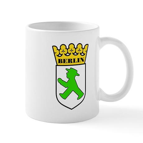 Ampelmann Berlin Crest Mug