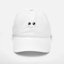 Smiley Kawaii Face Baseball Baseball Baseball Cap