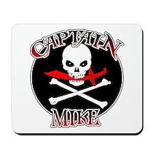 Captain Mike Mousepad