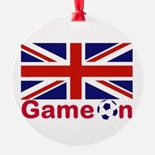 Let the Games Begin Ornament