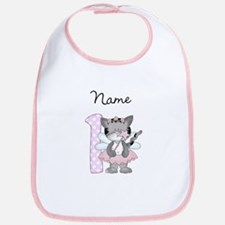 Personalized Kitty Fairy 1 Bib