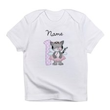 Personalized Kitty Fairy 1 Infant T-Shirt